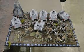 siege army dicehead siege warhammer 40k coverage spikey bits