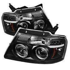 spyder auto ford f150 04 08 projector headlights version 2