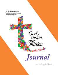 2015 Journal By Dakotas Conference UMC