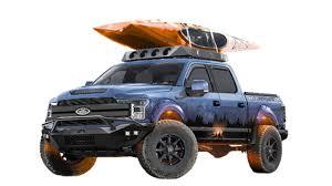 100 Custom Ford Trucks Auto Shows Bringing Seven FSeries To SEMA