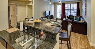 One Bedroom Apartments Lubbock by The Village At Overton Park Student Housing Lubbock Tx