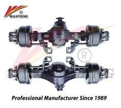 5 Tons Light Duty Truck Rear Axle Hydraulic Drive Axle - Buy ...