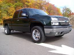2003 Dark Green Silverado - Fullsize Light-Duty Trucks - GM-Trucks.com