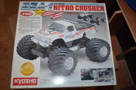100 Nitro Rc Trucks For Sale Best Kyosho Usa1 Crusher Vintage Kit For Sale In Vaughan
