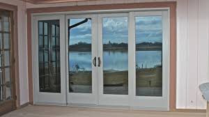French Patio Doors With Built In Blinds by Door French Doors With Dog Door Built In Beautiful Pet Door For