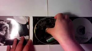 eminem curtain call the hits deluxe unboxing youtube