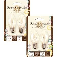 scentsationals 15w light bulbs walmart