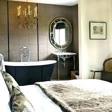 decorating trend bathtubs in the bedroom bedroom