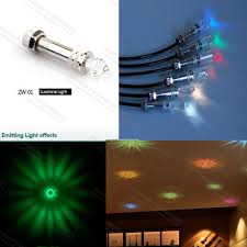 Fibre Optic Ceiling Lighting by Aliexpress Com Buy 6w Rgb Color Marquee Optical Fiber Led Light