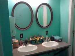 Gray And Teal Bathroom by Turquoise Bathroom Decoration As The Most Popular Bathroom
