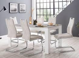 homexperts essgruppe zabona set 5 tlg 4 stühle und 1 tisch kaufen otto