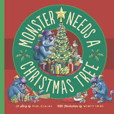 Christmas Tree Books by Monster Needs A Christmas Tree This Kid Reviews Books