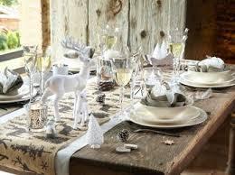 deco noel de table toutes nos idées pour une table de noël femme actuelle
