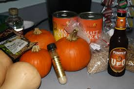 Harvest Moon Pumpkin Ale by How To Brew Spiced Pumpkin Ale Literature And Libation