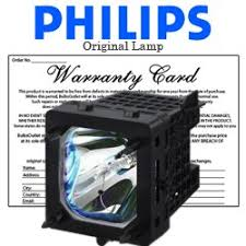 Sony Xl 5200 Replacement Lamp Philips by Sony Xl 5200 Replacement Lamp Philips Video Accessories