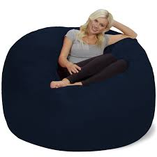 Bean Bags Bean Bag Chair May 2019 Shop Regal In House Bean Bag Chair Navy S Online In Dubai Lifestyle Vinyl Blue Bean Bags Twist Stripes Outdoor Amazoncom Wild Design Lab Elliot Cover 6foot Microfiber And Memory Foam Coastal Lounger Nautical And White Buy Large Comfort Seating Fniture For Classic Fully Comfortable Washable Velvet Can Bean Bags Denim With Piping Ftstool Blue Lounge Pug Denim Adult Beanbags Inflatable Lazy Air Bed Couch Sofa Hangout