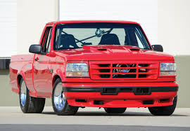 100 Fast Ford Trucks 1993 Lightning Force Of Nature Muscle Mustang