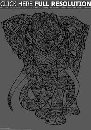 Free Printable Animal Coloring Pages For Adults Only
