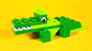 how to build lego crocodile 4630 lego build u0026 play box building