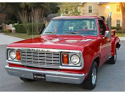 100 Little Red Express Truck For Sale 1978 Dodge For Sale In Lakeland FL