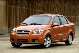 Chevrolet Pressroom - United States - Aveo And Aveo 5