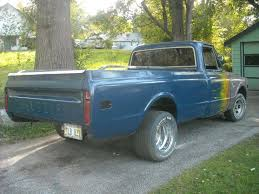 100 1968 Chevy Trucks Lowered Interesting For Sale C10 Cst Longbed