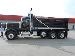 100 Peterbilt Tri Axle Dump Trucks For Sale
