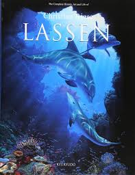100 Christian Lassen The Complete History Art And Life Of Riese LASSEN