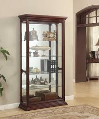Ebay Vintage China Cabinet by Furniture Luxury Curio Cabinets For Chic Home Furniture Ideas
