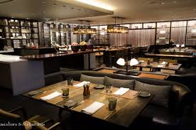 Flint Grill Bar Specialty Restaurant At JW Marriott Hong Kong