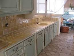 rénover plan de travail cuisine carrelé renover plan travail cuisine affordable faire part mariage maison