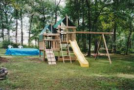 Gemini DIY Wood Fort / Swingset Plans - Jack's Backyard Freestanding Aframe Swing Set 8 Steps With Pictures He Got Bored With His Backyard So Tore It Down And Pergola Canopy Fniture Free Pergola Plans You Can Diy How To Build A Arbor Howtos Diy Nearly Handmade Building Stairs For The Club House To A Fort Outdoor Goods Simpleeasycheap Porbench 2x4s Youtube Discovery Weston Cedar Walmartcom Combination Playhouse And Climbing Wall How Porch Made From Pallets Simple Ideas All Home For Tim Remodelaholic Tutorial An Amazing Firepit