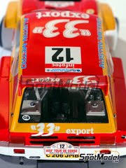 Car scale model kits Rally Cars Tour de Corse New products by
