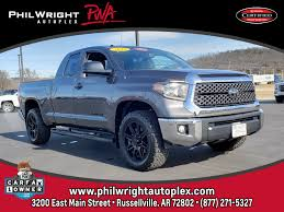 100 Used Tundra Trucks 2018 Toyota For Sale Russellville AR 5TFRM5F14JX129991