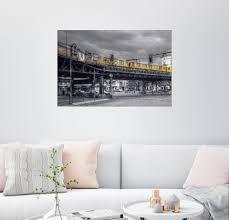 posterlounge wandbild berlin kreuzberg u bahn otto