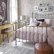 Bedroom Designs Metal Beds Interior Design