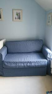 Hagalund Sofa Bed by Find More Ikea Hagalund Sofa Bed Fruvik Blue For Sale At Up To