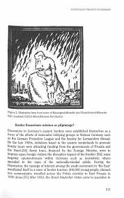 Pilgrimages To The Bleeding Border Gender And Rituals Of Nationalist Protest In Germany 1919 39