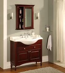 Narrow Depth Bathroom Vanity by Narrow Depth Bathroom Vanity With Sink Shallow Depth Bathroom