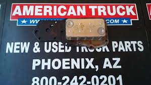 Stock #5197 - Oil Coolers | American Truck Chrome Used Rh Side Door Panel For Intertional 4300 Sale Phoenix Lot Tour Of Lifted Trucks In Arizona Arizonas Toughest Step 1998 Kenworth T600 Az Sv New 2017 Ford F350 Lariat Truck Parts Just And Van Rodeo Goodyear Dealer Products For Dump 2006 Freightliner Business Class M2 106 119016664 Salvage 2 Westoz 2015 Cascadia Goes Above Dash