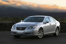 2007 lexus es350 review top speed