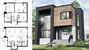 100 Modern Houses Small House 30x31 With Interior