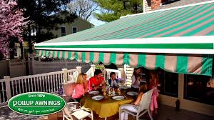 Roll Up Awnings TV Commercial
