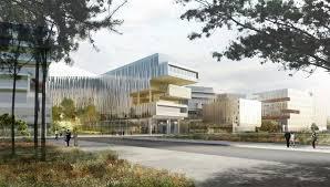 siege social vinci pour nouveau siège social sfr choisit l architecture signée