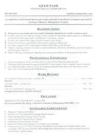 Sample Resume Mba Template Throughout Us For Freshers Admission In