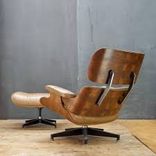 Eames 670 671 Brazilian Rosewood Lounge Chair and Ottoman at 1stdibs