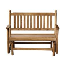 Webbed Lawn Chairs With Wooden Arms by Patio Chairs The Home Depot