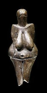Venus Of Dolni Vestonice Before 25000 BCE Ceramic Art