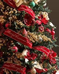 Fortunoff Christmas Tree Decorations by Colorado Mountain Spruce Tree Balsam Hill
