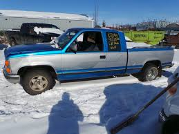 1991 CHEVY 1500 - Kendale Truck Parts